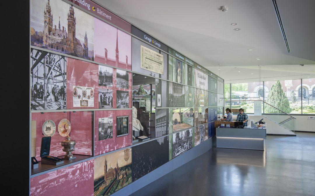 Bezoekers Centrum