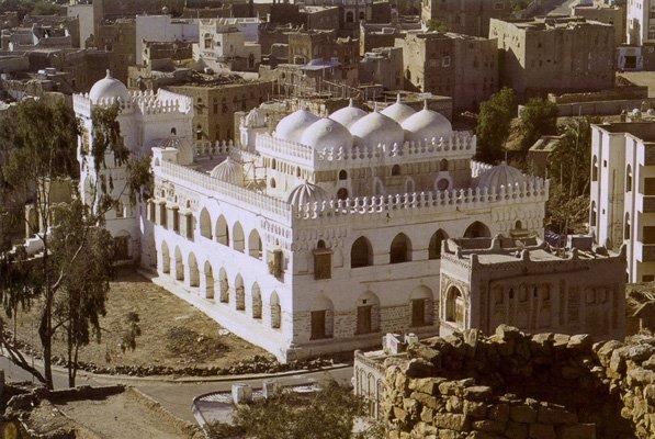 Amiriya Madrassa Moskee